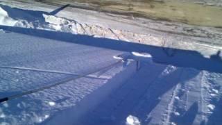 getlinkyoutube.com-Charette Roof Rake with Reverser