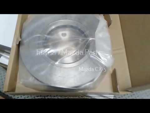 Передние тормозные диски Мазда СХ-5