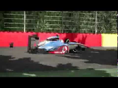 How to Two Wheel an F1 Car