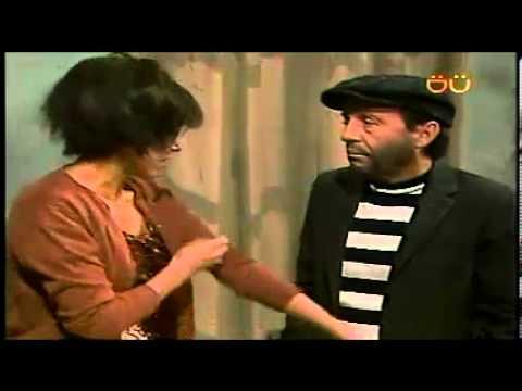 CHESPIRITO 1984- El Chómpiras- La Chimoltrufia embarazada- parte 1
