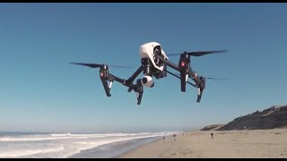 getlinkyoutube.com-DJI Inspire 1-Watch This Before Flying Over Water! Shot With DJI Osmo! VLOG!