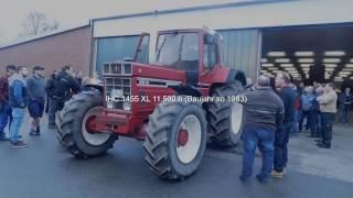 IHC 844 XL,IHC 1455 XL & Case 1455 XL an der Zapfwellenbremse
