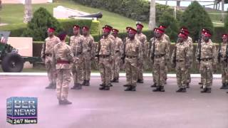 getlinkyoutube.com-2016 Recruit Camp Passing Out Parade, January 23 2016