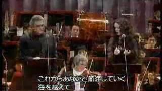 getlinkyoutube.com-Sarah Brightman & Plácido Domingo- Time to say goodbye