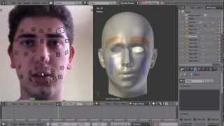 getlinkyoutube.com-Facial Motion Capture with Blender