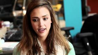 Jessica Alba And Christopher Gavigan: An Exclusive Behind-The-Scenes Interview At The Honest Company