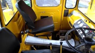 getlinkyoutube.com-K 700 A Kirovets Motor Getriebe Export 3