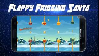Flappy Frigging Santa