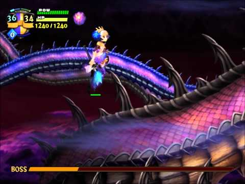 Odin Sphere - Book Six - Armageddon - Chapter 5 (True) - Japanese dub - HD 1080p