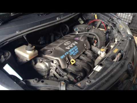 ДВС 1NZ-FE Toyota IST A531079