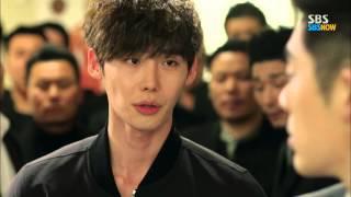 getlinkyoutube.com-SBS [닥터이방인] - 박훈(이종석)의 속고 속이는 남한살이