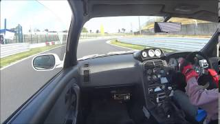 getlinkyoutube.com-鈴鹿フルコース33GTRシーケンシャルミッション