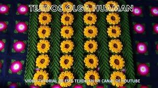 getlinkyoutube.com-tejido en crochet: video 1hojas con flores, como hacer la hoja