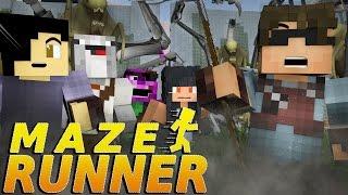 "getlinkyoutube.com-Minecraft MAZE RUNNER! - ""SHATTERED.."" #8 (Minecraft Roleplay)"