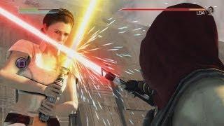 getlinkyoutube.com-Force Unleashed II - Endor DLC Full HD