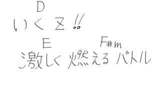 getlinkyoutube.com-『ポケットモンスターXY&Z』 OP 松本 梨香/XY&Z 歌詞 コード 付き piano cover (りょう)