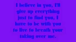 getlinkyoutube.com-Evanescence- Taking Over Me- Lyrics