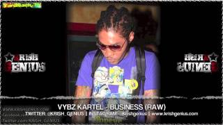 Vybz Kartel - Business (Raw)