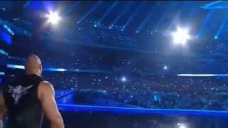 getlinkyoutube.com-WWE Wrestlemaina The Rock Stone Cold Steve Austin Hulk Hogan  #Subscribe