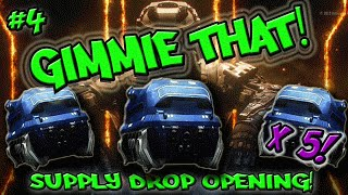 getlinkyoutube.com-Supply Drop Opening x3! Epic Hunt - Black Ops 3 - Cryptokeys - Episode 4