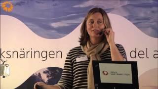 Turismkonferens 2015 - Tillväxtverket - Therese Lindberg