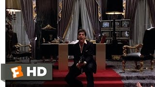 Scarface (1983) - Say Hello to My Little Friend Scene (8/8) | Movieclips width=