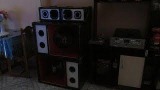 getlinkyoutube.com-Som Feito em Casa com amplificador caseiro de 1000w