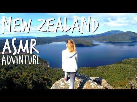 New Zealand~ASMR Adventure   Soft Spoken   Nature Sounds 🍃