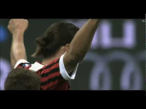Zlatan Ibrahimovic - AC Milan 2012