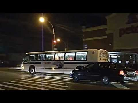 MTA New York City Bus 1999 NovaBUS T80206