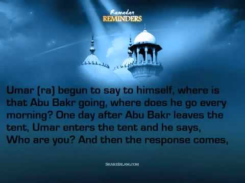 Death Of Abu Bakr Siddiq RA
