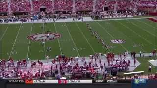 getlinkyoutube.com-2014 Florida Atlantic vs. #3 Alabama (HD)