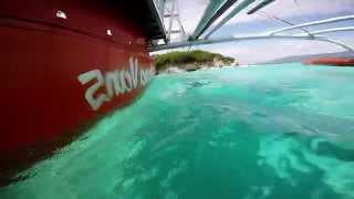 getlinkyoutube.com-Oslob   Sumilon Island   Whaleshark   Kawasan Falls  Cebu City   GoPro Hero 4