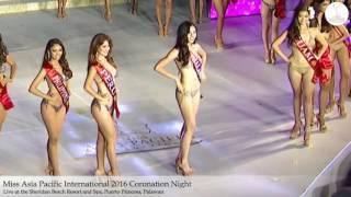 getlinkyoutube.com-Part 4 - Miss Asia Pacific International 2016 Coronation Night
