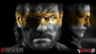 Top Emotional Moments in Metal Gear Solid History