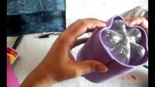 getlinkyoutube.com-Pap para decorar garrafa pet com eva para festinha da monster high 1