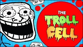 getlinkyoutube.com-MEET THE AGAR.IO TROLL CELL!!! REALLY AWESOME TRICK, THE BIGGEST TROLL ON AGARIO! (Agario #75)