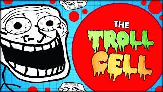 getlinkyoutube.com-MEET THE AGAR.IO TROLL CELL!!! REALLY AWESOME TRICK, THE BIGGEST TROLL ON AGARIO! (Agario #75)