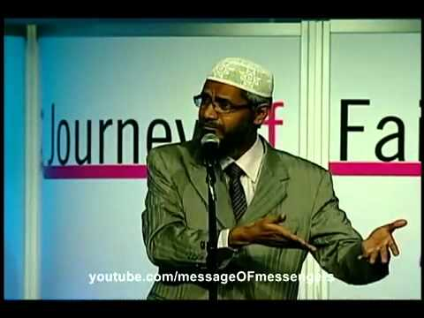 i am a christian convert to islam and why u late accept islam....Dr Zakir Naik. MUST SEE !!!