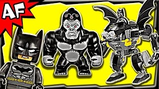 getlinkyoutube.com-Batman GORILLA GRODD goes Bananas 76026 Lego DC Comics Super Heroes Stop Motion Set Review