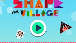 getlinkyoutube.com-Shape the Village Part 2 - Interactive Introduction on Circle Triangle & Square