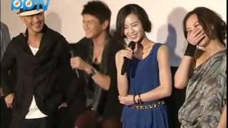 Bu Bu Jing Xin Press Event on 08/30/2011 in Changsha (clip 4)