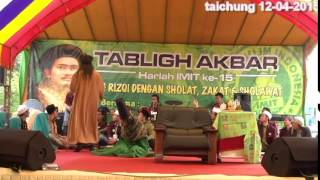 getlinkyoutube.com-mafia sholawat taiwan(harlah IMIT KE-15) part1
