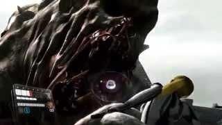 getlinkyoutube.com-Resident Evil 6 - Dark Samus Aran Mod - Game Over