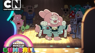 getlinkyoutube.com-Gumball | Prom King | Cartoon Network