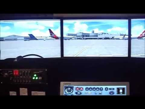 FSX - Flight Simulator home Cockpit - Part 1