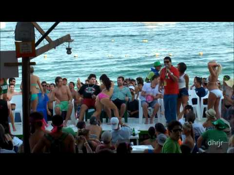 2011 Spring Break Cabo Mango Deck St Pat's Day Bikini Contest