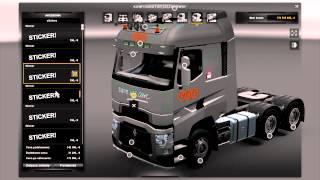 [Truck-ETS2] Renault Range T Presentation