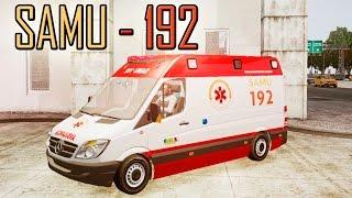 getlinkyoutube.com-GTA IV: Emergências Médicas - Carros BR #12