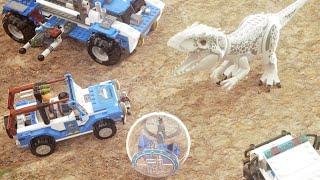 "getlinkyoutube.com-""Jurassic Pals"" - LEGO Jurassic World - Mini Movie"